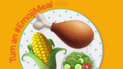 Emoji care țin de foame