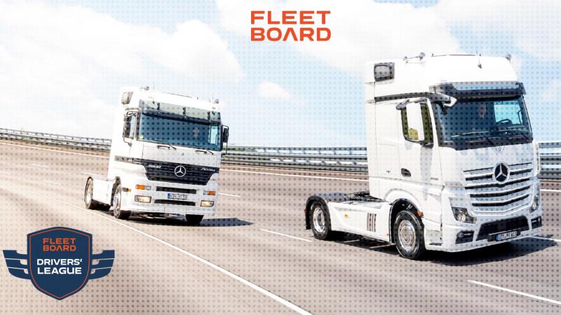 Au fost desemnați câștigătorii Fleetboard Drivers' League 2017