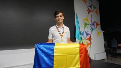 [Tineri campioni] Alex Tatomir si aurul de la Balcanica de Info