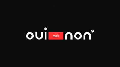 Oui Meh Non - Branding
