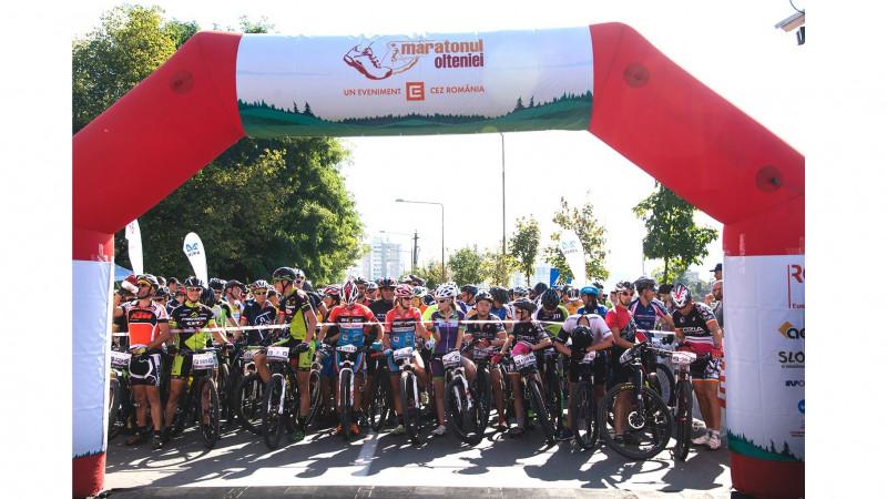 Maratonul Olteniei 2017, powered by CEZ Romania: 574 de concurenti, 4 probe de concurs, 2 zile de distractie – 26 si 27 august, 1 cerere in casatorie, toate sub melodia oficiala a evenimentului