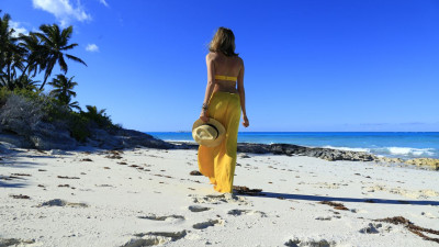 Bloggerul Maria Nicolau a adăugat încă două țări portofoliului său de travelling