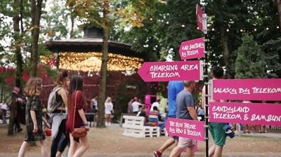 Telekom & Fieldstar @ Untold