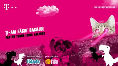 Telekom Romania declara 30 GB de #VIDEOLIBERARE si te cheama sa inscrii la Young FIBRA