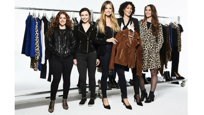 Esmara by Heidi Klum #LETSWOW – Lidl și Heidi Klum colaborează în premieră mondială