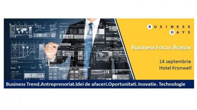 Business Focus Brasov Solutii de afaceri si networking cu sute de lideri ai mediului de afaceri local si national