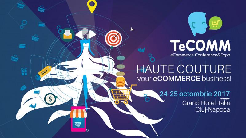 TeCOMM: În comerțul electronic, atragerea clienților implică originalitate și strategie