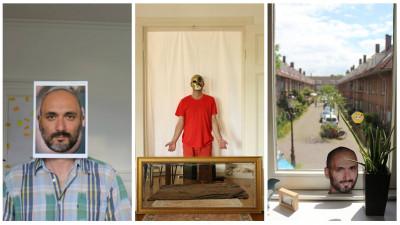 [Arta vie] Jean-Lorin Sterian, scriitorul care a descoperit că are un corp: Ultimul meu performance a avut loc într-un autobuz