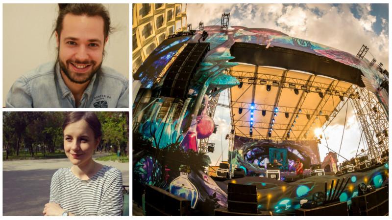 Diversitatea ABSOLUT la Untold 2017, povestita de Andrei Florian (Leo Burnett Romania) si Catalina Turlan (Fantazia PR)