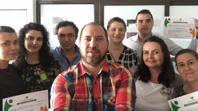 Antonio Zărnescu, un trainer de vânzări care scrie catrene cursanţilor