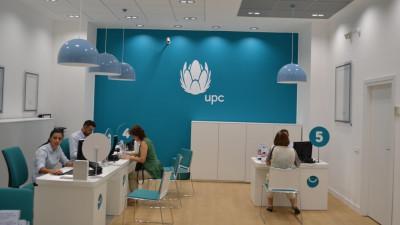 RAV Management a implementat noul concept de magazine UPC Romania