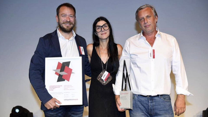"""G53 – Primul teatru construit împreună a câștigat """"Acknowledgement Prize 2017"""" la Marsilia, la Gala LafargeHolcim Awards"""