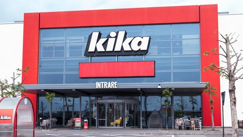kika pregătește deschiderea unui nou magazin anul acesta