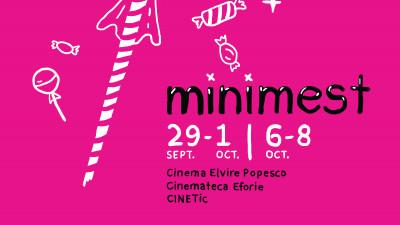 Minimest îi invită pe cei mici la cinema. Cele mai frumoase filme de animație pentru copii, în cadrul Anim'est 2017