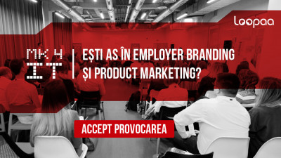 Ești as în Employer Branding și Product Marketing? Testează-ți cunoștințele