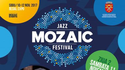 Mozaic Jazz Festival revine cu Steve Coleman and Five Elements