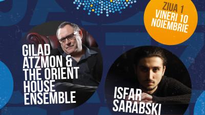 Mozaic Jazz Festival - vineri, 10 noiembrie 2017