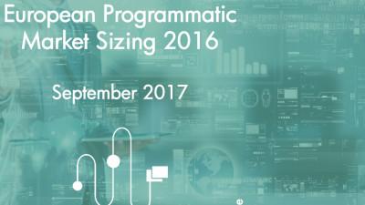 IAB Europe: Jumătate din veniturile din publicitatea online de tip display sunt tranzacționate programatic