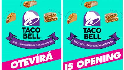 Singurul restaurant Taco Bell pe o rază de 1.208 kilometri se deschide în București