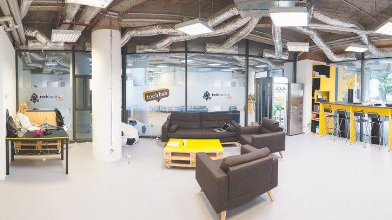 Societe Generale European Business Services se alătură TechHub Bucharest pentru a sprijini startup-urile din domeniul tehnologiei