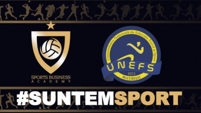 UNEFS Bucureşti - partener al proiectului Sports Business Academy