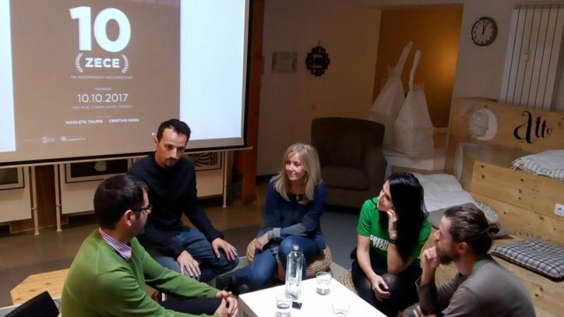 Documentarul românesc 10 (ZECE) deschide GreenTech Film Festival