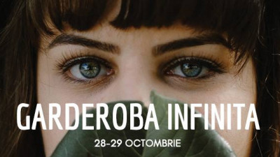 La Targul GARDEROBA INFINITA se inchiriaza vestimentatia de birou. 28-29 octombrie. Cafe Verona. Carturesti