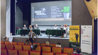 S-a încheiat GreenTech Film Festival, primul festival dedicat tehnologiei verzi din România