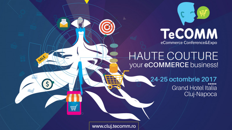 Informații privind protecția datelor la nivel european, reguli și obligații pe 24-25 octombrie la TeCOMM