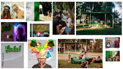 Live Marketing Action a creat si implementat activarile Grolsch la Awake Festival