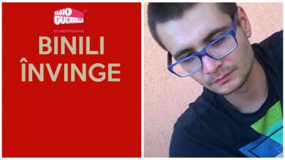 Radu Gheorghiu lucreaza la binili comun al iubitorilor de muzica