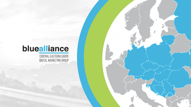 """""""United We Click"""", WebDigital împreună cu alte 8 agenții Google Premier Partner din regiunea CEE au fondat BlueAlliance"""