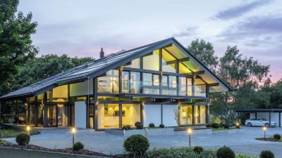 HUF HAUS dezvoltă case autonome, bazate pe energie regenerabilă