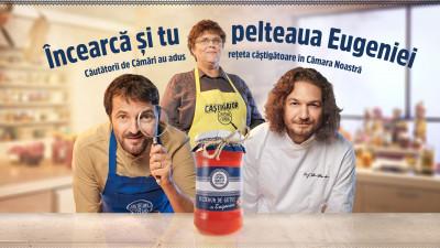 Din cămara doamnei Eugenia, direct în Cămara Noastră: Produsul câștigător al campaniei Căutătorii de Cămări ajunge luni în toate magazinele Lidl