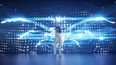 Mindscape a dezvoltat spectacolul coregrafic și de animații 3D pentru campania Ciuc Lumea Nouă semnată de Ogilvy România