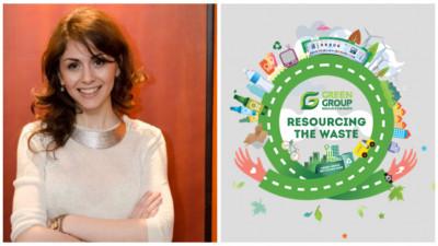 [Industria reciclării] Anda Stancu (Green Group): Sigurec este pentru industria de reciclare ceea ce bancomatele sunt pentru banci