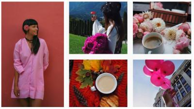 """[#Instagrammer #nofilter] Micile povesti ale Sandrei pe Instagram: """"Umblu in permanenta cu aparatul de fotografiat la mine"""""""