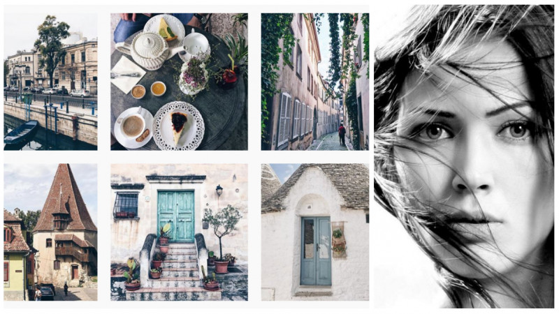 "[#Instagrammer #nofilter] Lidia Muntean: ""Am renuntat sa postez lucruri care tin de viata mea personala si sa incerc sa-mi gasesc o directie"""