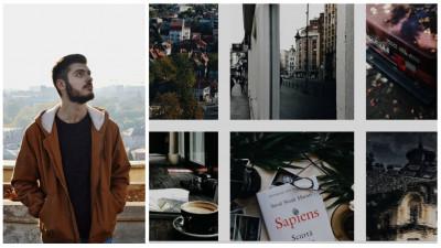 [#Instagrammer #nofilter] Alex Ion: Stau la o fotografie și cu orele, dacă nu am lumina potrivită sau este aglomerat