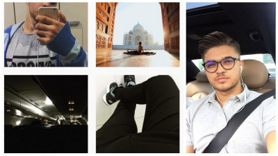 """[#Instagrammer #nofilter] Bogdan Bulbic: """"Am creat imaginea contului astfel incat sa prezinte povestea mea"""""""