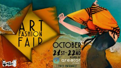 Vino weekendul acesta la Art Fashion Fair să descoperi magia lucrurilor create special pentru tine