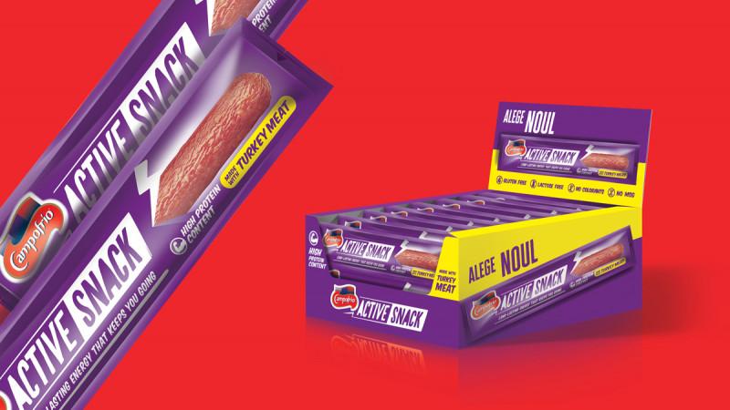 Perceptum a castigat pitch-ul de branding, pozitionare si lansare a unei noi categorii de produs sub brandul Campofrio