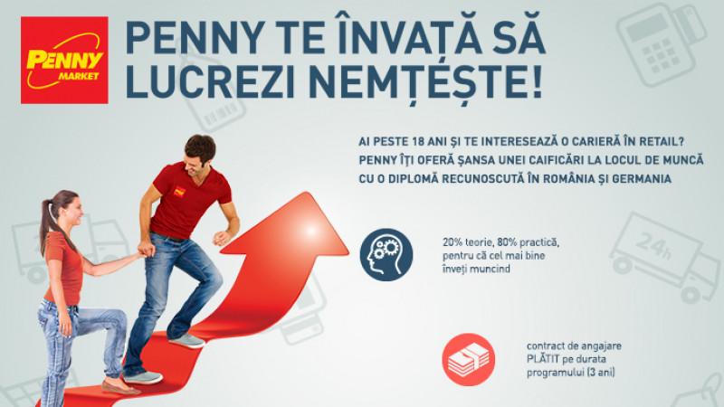 """Penny Market România anunță absolvenții programului educațional pentru tineri """"Formare Duală în retail"""""""