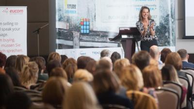 Peste 400 de profesionişti ai resurselor umane şi manageri de companii au participat la a 13-a ediţie a conferinţei naţionale HR Club, HighFuture Conference