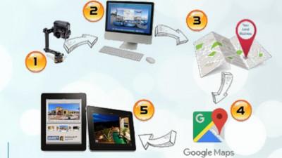 Artboard este in Top 5 Publisheri Google Maps in Europa