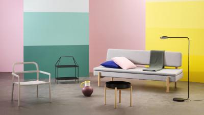 Colecția YPPERLIG realizată în colaborare cu HAY, compania daneză de design, ajunge în magazinul IKEA din București