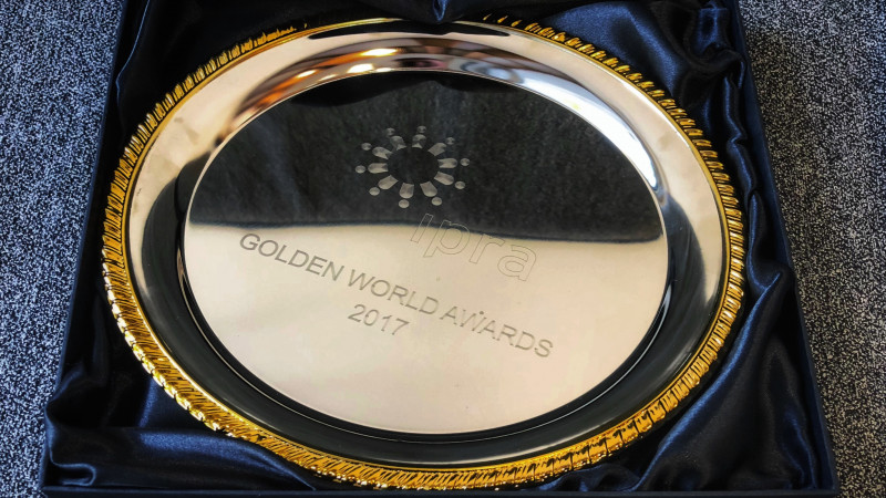 MSLGROUP The Practice, singura agenție din România premiată la IPRA Golden World Awards 2017