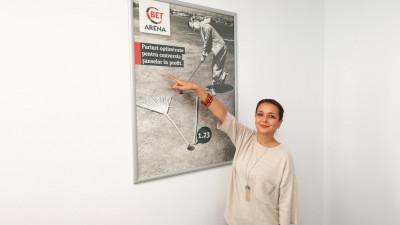 [Pariu pe sport] Alina Pupaza (BetArena): Numarul mare de operatori si varietatea ofertei au contribuit la cresterea gradului de sofisticare al clientilor de pariuri sportive