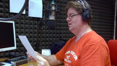 Plecat din New York IT-ist, Ken Huegel a ajuns în București actor de voce și art director