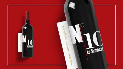 "the Syndicate sarbatoreste 10 ani si lanseaza propriul ""vin de la campagne publicitaire"", de 10.000 de euro"